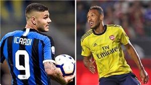 Mục tiêu của Arsenal thi đấu hiệu quả hơn cả Aubameyang