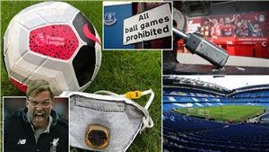 Covid-19: Old Trafford làm sân trung lập. Liverpool không thể vô địch trên sân nhà
