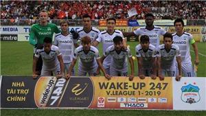 Trực tiếp bóng đá hôm nay. Trực tiếp vòng 3 V-League. Hà Nội vs HAGL, SLNA vs Đà Nẵng