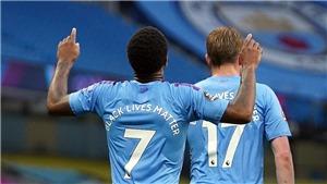 Man City 3-0 Arsenal: David Luiz dính thẻ đỏ, Pháo thủ thảm bại ở Etihad