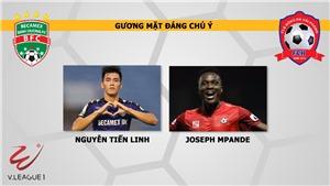 Soi kèo bóng đá Bình Dương vs Hải Phòng. Trực tiếp bóng đá vòng 4 V-League 2020