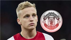 Tin tức bóng đá MU ngày 14/6: MU bán Pereira để mua Van de Beek, rút khỏi thương vụ Kai Havertz