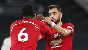 Tottenham 1-1 MU: De Gea mắc sai lầm, Fernandes giúp 'Quỷ đỏ' thoát thua