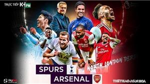 Soi kèo bóng đá Tottenham vs Arsenal.  Trực tiếp bóng đá Anh. Trực tiếp K+PM
