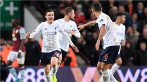 Kết quả bóng đá Liverpool 2-0 Aston Villa: Mane ghi bàn, Liverpool thể hiện đẳng cấp nhà vô địch