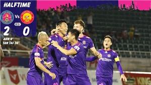 Sài Gòn 3-0 Thanh Hoá: Sài Gòn sẽ là ứng cử viên lớn cho chức vô địch