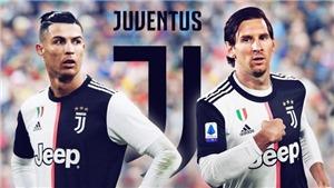 NÓNG: Juventus cũng muốn chiêu mộ Messi để sát cánh với Ronaldo