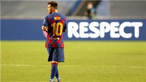 Barcelona đang hoảng loạn vì Messi, Man City nắm lợi thế