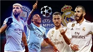 Kết quả bóng đá Man City 2-1 Real Madrid (tổng 4-2): Varane trở thành tội đồ, Man City loại Real Madrid