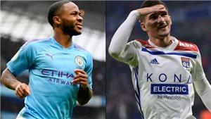Kết quả bóng đá Man City 1-3 Lyon: Dembele sắm vai người hùng, Lyon tạo địa chấn