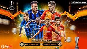Soi kèo nhà cái Inter Milan vs Shakhtar Donetsk. Bán kết Europa League. Trực tiếp K+PM