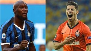 Cập nhật trực tiếp bóng đá Cúp C2: Inter vs Shakhtar. Trực tiếp bóng đá. K+. K+PM
