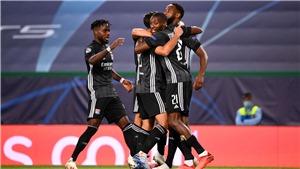 Man City 1-3 Lyon: Dembele lập cú đúp, Lyon loại Man City khỏi Champions League