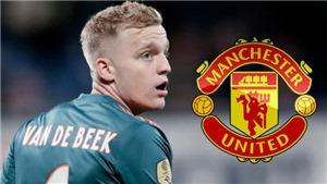 MU có 'tay trong' giúp chiêu mộ Van de Beek, Real Madrid và Barca phải chào thua