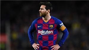 Barcelona muốn Messi không nhận lương, không đá cho đội nào mùa sau