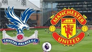 Kết quả bóng đá MU 1-3 Crystal Palace: Van de Beek ghi bàn, MU vẫn nhận thất bại đau điếng