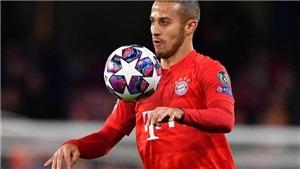 Thiago Alcantara gửi tâm thư xúc động cho CĐV Bayern Munich trước khi sang Liverpool