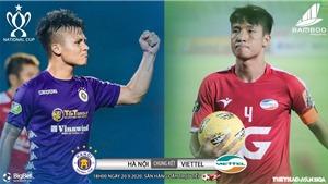 Soi kèo nhà cái Hà Nội vs Viettel. Trực tiếp chung kết cúp Quốc gia 2020. BĐTV