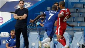Lampard bảo vệ Kepa, Klopp chỉ trích học trò vì ăn mừng thẻ đỏ của đối thủ