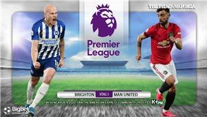 Soi kèo nhà cái Brighton vs MU. Vòng 3 Ngoại hạng Anh. Trực tiếp K+PM