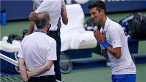 Djokovic nói gì khi bị loại vì lỗi hất bóng trúng mặt trọng tài dây ở US Open 2020?