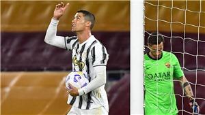 Roma 2-2 Juventus: Ronaldo lập cú đúp, Juve thoát hiểm trên sân khách