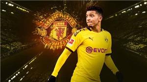 Bóng đá hôm nay 10/9: MU hỏi mua Sancho với giá 90 triệu bảng. Barca đạt thoả thuận với Depay