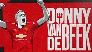 Bóng đá hôm nay 3/9: Van de Beek đã thuộc về MU. Bố Messi không đạt được thoả thuận với Barca