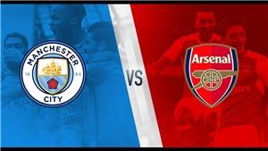 Kết quả bóng đá Man City 1-0 Arsenal: Vắng De Bruyne, Man City vẫn giành chiến thắng