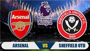 Cập nhật trực tiếp bóng đá Anh hôm nay 4/10: Arsenal vs Sheffield, MU vs Tottenham