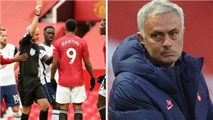Mourinho: 'Với 1 HLV tấn công, Tottenham có thể ghi 10, 11 hoặc 12 bàn vào lưới MU'