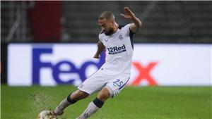 Cầu thủ Rangers lập kỷ lục Europa League với siêu phẩm sút xa kỷ lục từ giữa sân