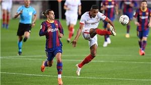 Antoine Griezmann: Thích nghi hoặc tìm đường rời Barcelona
