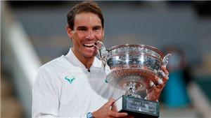 Vô địch Roland Garros, Nadal tuyên bố muốn vượt Federer