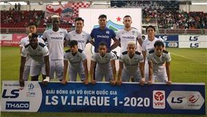 Bình luận viên Quang Huy: 'V-League 2020 đã có nhiều biến động'
