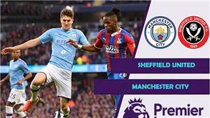 KẾT QUẢ BÓNG ĐÁ, Sheffield 0-1 Man City: Walker sắm vai người hùng, Man City giành 3 điểm