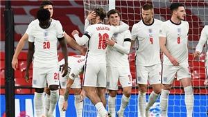 Bóng đá hôm nay 19/11: Anh thắng Iceland 4-0. MU có thể thay Solskjaer bằng Mancini