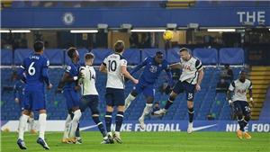 """ĐIỂM NHẤN Chelsea 0-0 Tottenham: Sặc mùi toan tính. Chelsea vẫn """"nhát"""" ở trận cầu lớn"""