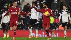 Điểm nhấn Fulham 1-1 Liverpool: Klopp quyết định khó hiểu. Liverpool lại khổ vì hàng thủ