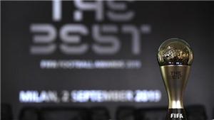 Xem lễ trao giải FIFA The Best 2020 ở đâu, diễn ra khi nào?