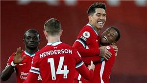 Kết quả bóng đá Crystal Palace 0-7  Liverpool: Mane, Firmino và Salah ghi bàn, Liverpool tạo mưa bàn thắng