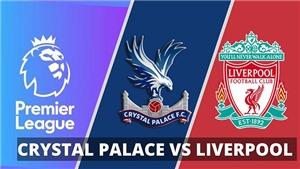 Kết quả Crystal Palace 0-7 Liverpool: Firmino và Salah lập cú đúp, Liverpool nghiền nát đối thủ