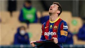 Bóng đá hôm nay 18/1: Cả đội MU hy vọng Pogba ở lại. Messi dính thẻ đỏ đầu tiên ở Barcelona