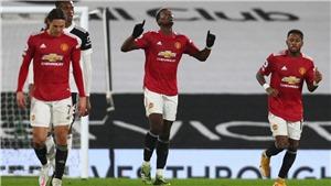 Fulham 1-2 MU: Pogba lập siêu phẩm, MU giành lại ngôi đầu bảng