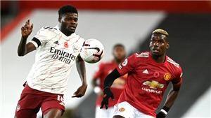 Arsenal 0-0 MU: Hoà với 'Pháo thủ', MU bị Man City nới rộng khoảng cách