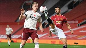 Trực tiếp bóng đá Anh hôm nay: Arsenal vs MU (00h30, 31/1)