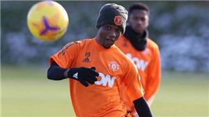 Vừa sang MU, Amad Diallo đã được so sánh với Eto'o
