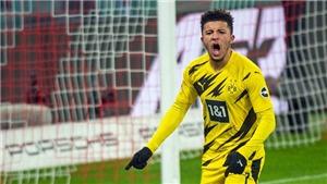 Bóng đá hôm nay 4/2: MU sẽ được giảm giá mua Sancho, Liverpool thua sốc Brighton