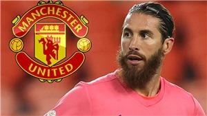 Tin bóng đá MU 9/2: Ramos gia nhập MU miễn phí. MU từ bỏ Ruben Dias để mua Maguire