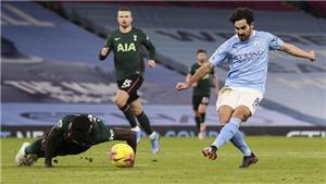 Cuộc đua vô địch ngoại hạng Anh: Man City thẳng tiến trước sự bất lực của MU, Liverpool